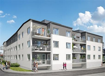 Nybyggnation Takentreprenad Kviberg  (Göteborg)